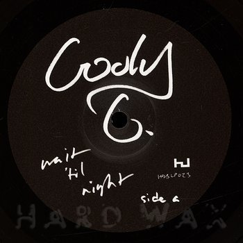 Cover art - Cooly G: Wait Til Night