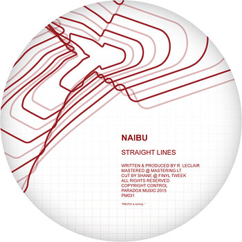 Cover art - Naibu: Straight Lines