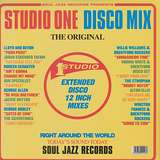 Cover art - Various Artists: Studio One Disco Mix