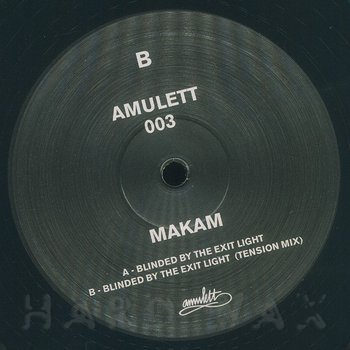 Cover art - Makam: Blinded By The Exit Light