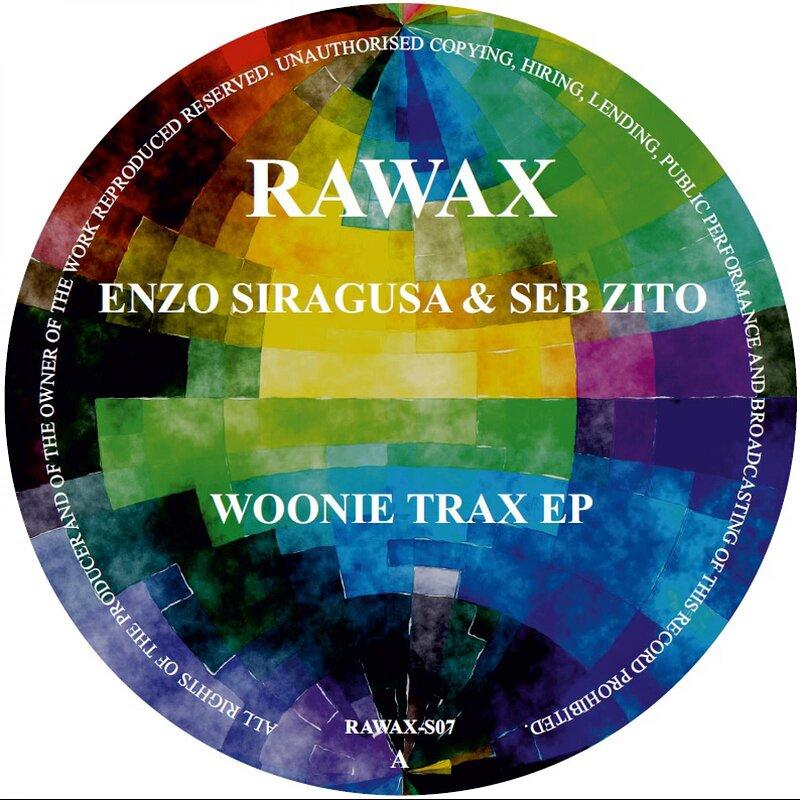 Cover art - Enzo Siragusa & Seb Zito: Woonie Trax EP