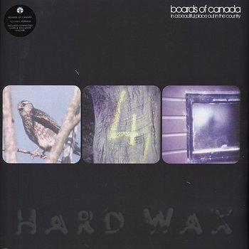 Cover art - Boards Of Canada: In A Beautiful Place Out In The Country