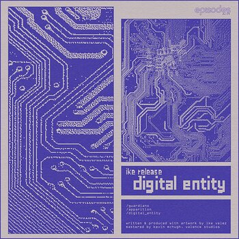 Cover art - Ike Release: Digital Entity