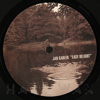 Cover art - Jan Gabler: Easy Delight