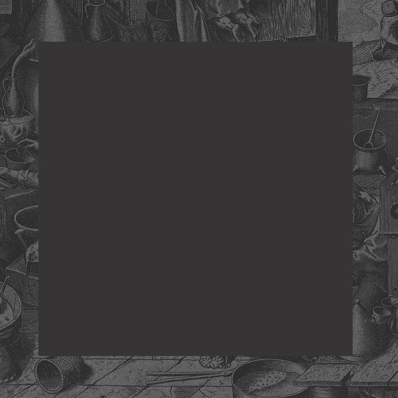 Cover art - Ekman: Alchemy