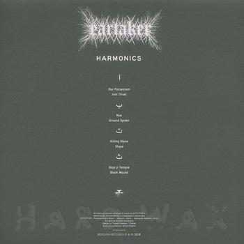 Cover art - Eartaker: Harmonics