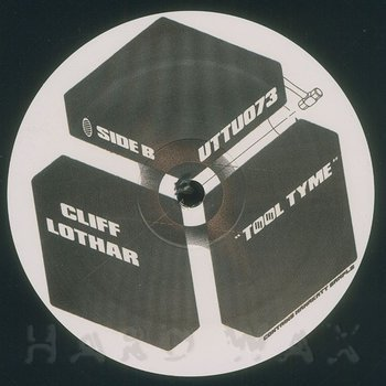 Cover art - Cliff Lothar: Tool Tyme