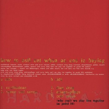 Cover art - Bergheim 34: How To Sell Out When No One Is Buying