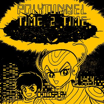 Cover art - Polytunnel: Time 2 Time