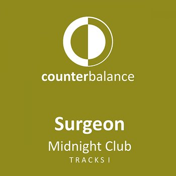 Cover art - Surgeon: Midnight Club Tracks