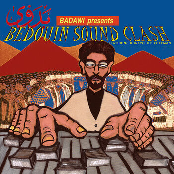 Cover art - Badawi: Bedouin Sound Clash