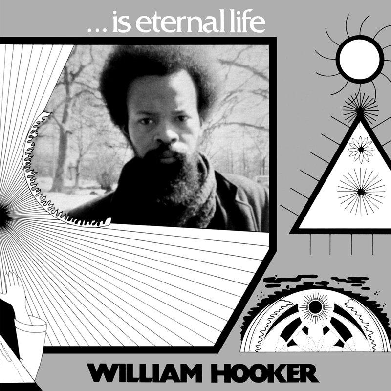 Cover art - William Hooker: ... Is Eternal Life