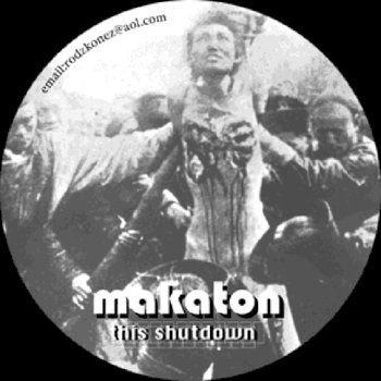 Cover art - Makaton: This Shutdown