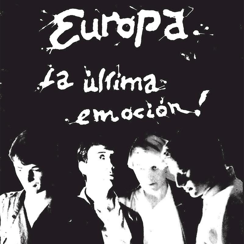 Cover art - Europa: La Última Emoción!