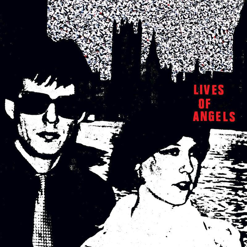 Cover art - Lives Of Angels: Elevator to Eden