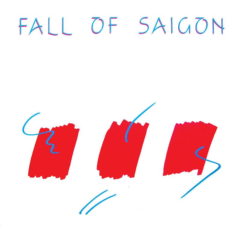 Cover art - Fall Of Saigon: Untitled