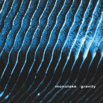 Cover art - Monolake: Gravity