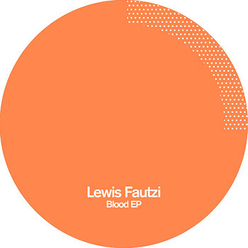 Cover art - Lewis Fautzi: Blood
