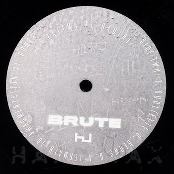 Cover art - Fatima Al Qadiri: Brute