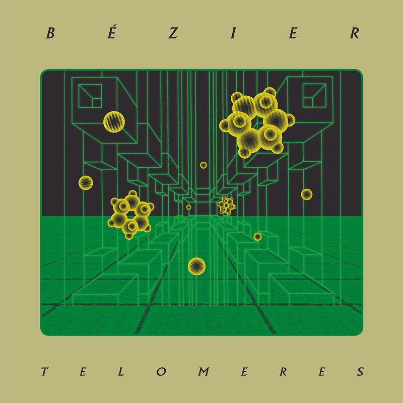 Cover art - Bézier: Telomeres