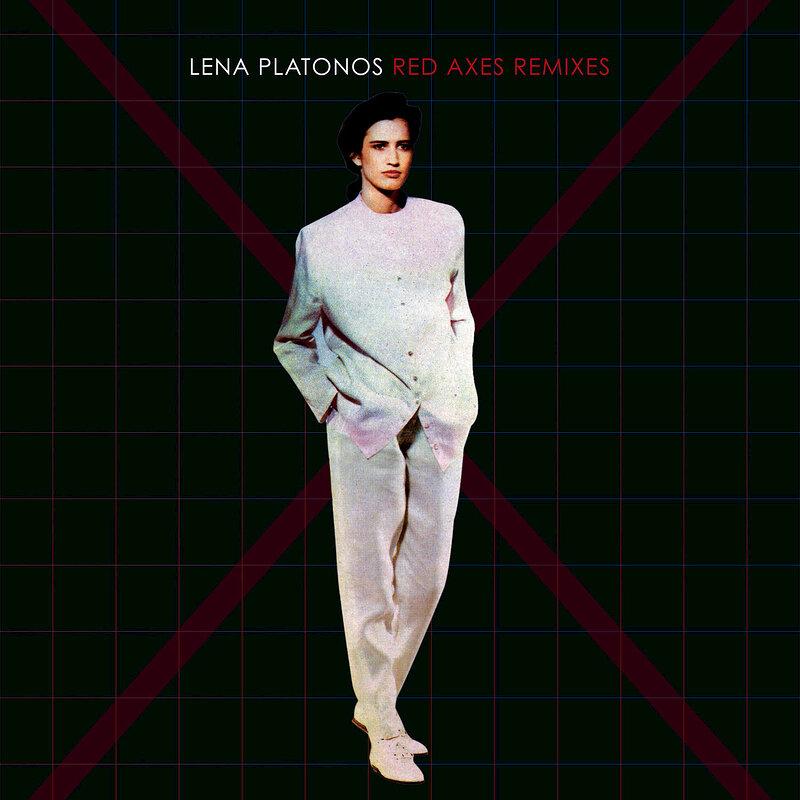 Cover art - Lena Platonos: Red Axes Remixes