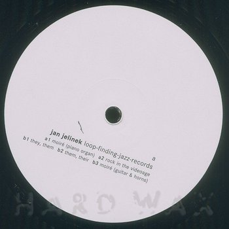 Cover art - Jan Jelinek: Loop-Finding-Jazz-Records