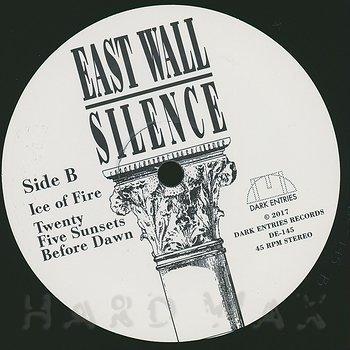 Cover art - East Wall: Silence