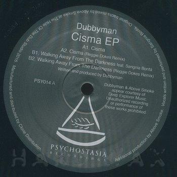 Cover art - Dubbyman: Cisma EP