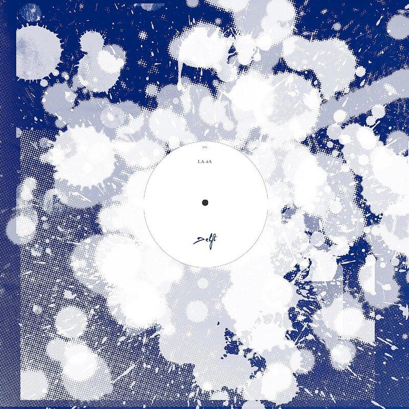 Cover art - LA-4A: Panic