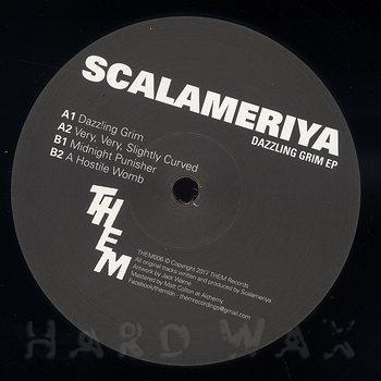 Cover art - Scalameriya: Dazzling Grim EP