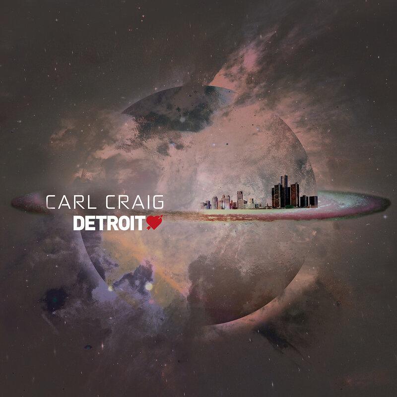 Cover art - Carl Craig: Detroit Love Vol. 2