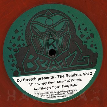 Cover art - DJ Stretch: Presents - The Remixes Vol 2