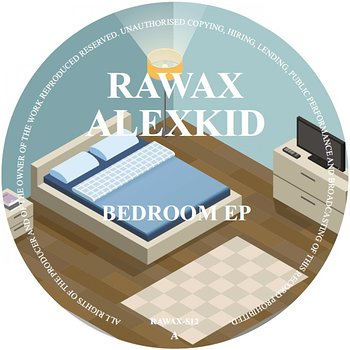 Cover art - Alexkid: Bedroom EP