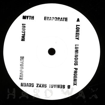 Cover art - Myth: Evaporate
