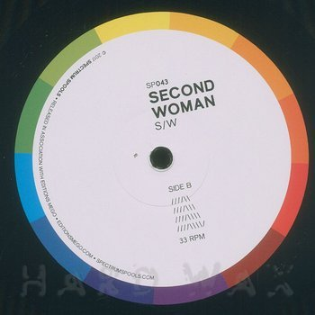 Cover art - Second Woman: S/W