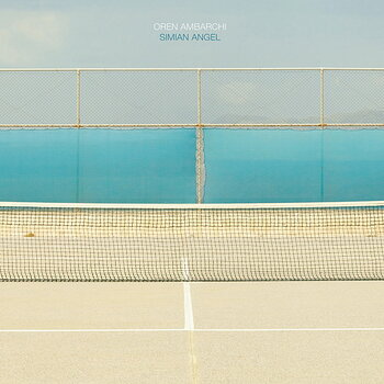 Cover art - Oren Ambarchi: Simian Angel