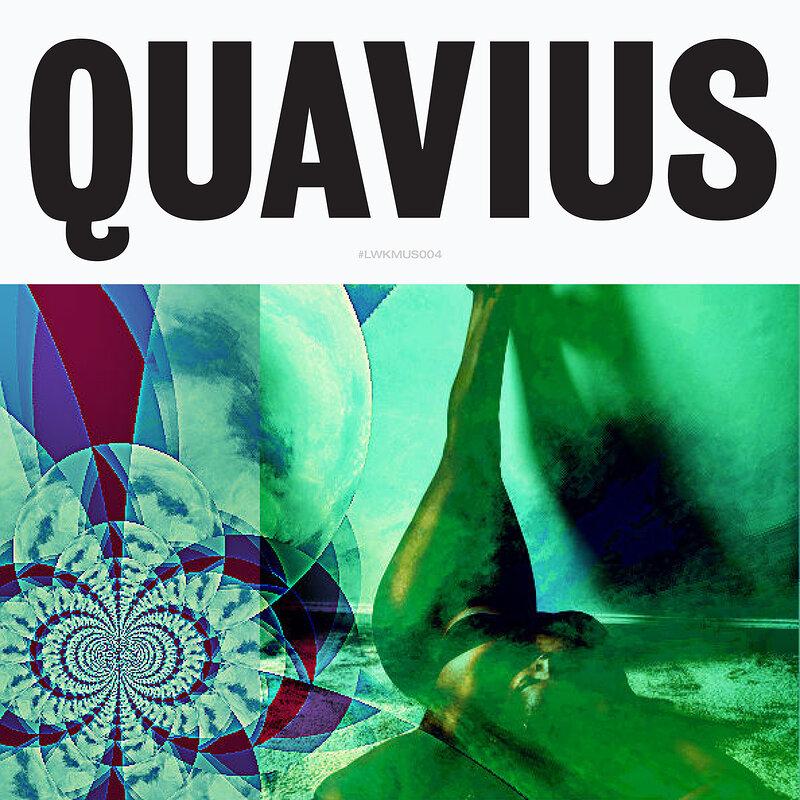 Cover art - Quavius: Quavius