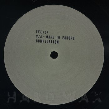 Cover art - Various Artists: Made In Europe