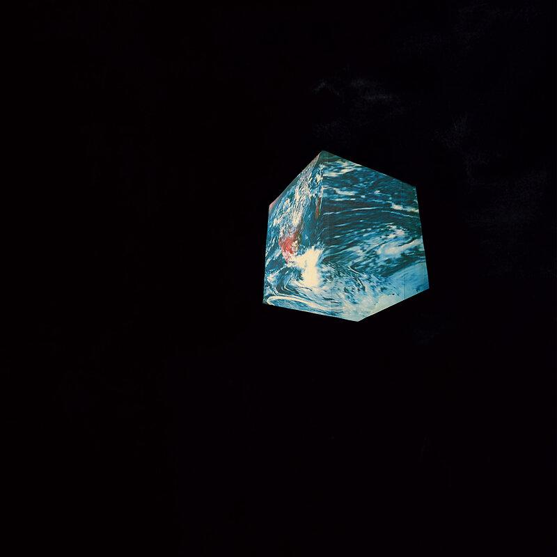 Cover art - Tim Hecker: Anoyo