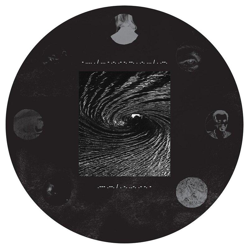 Cover art - JP Enfant: The Strangers EP
