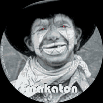 Cover art - Makaton: Sanguine