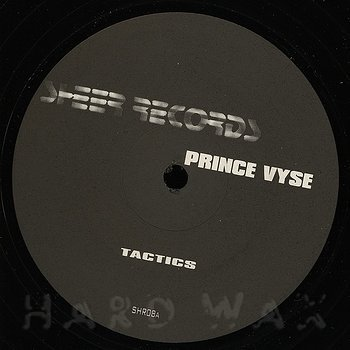 Cover art - Prince Vyse: Tactics