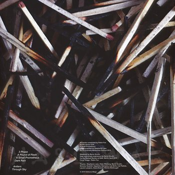 Cover art - Robin Fox: A Small Prometheus