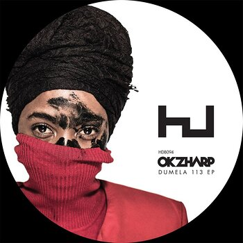 Cover art - Okzharp: Dumela 113