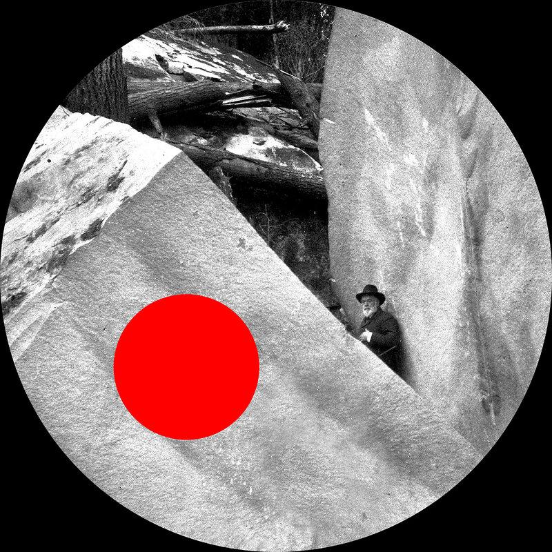 Cover art - Ferenc Stenton: Hover Drone EP