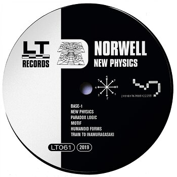 Cover art - Norwell: New Physics