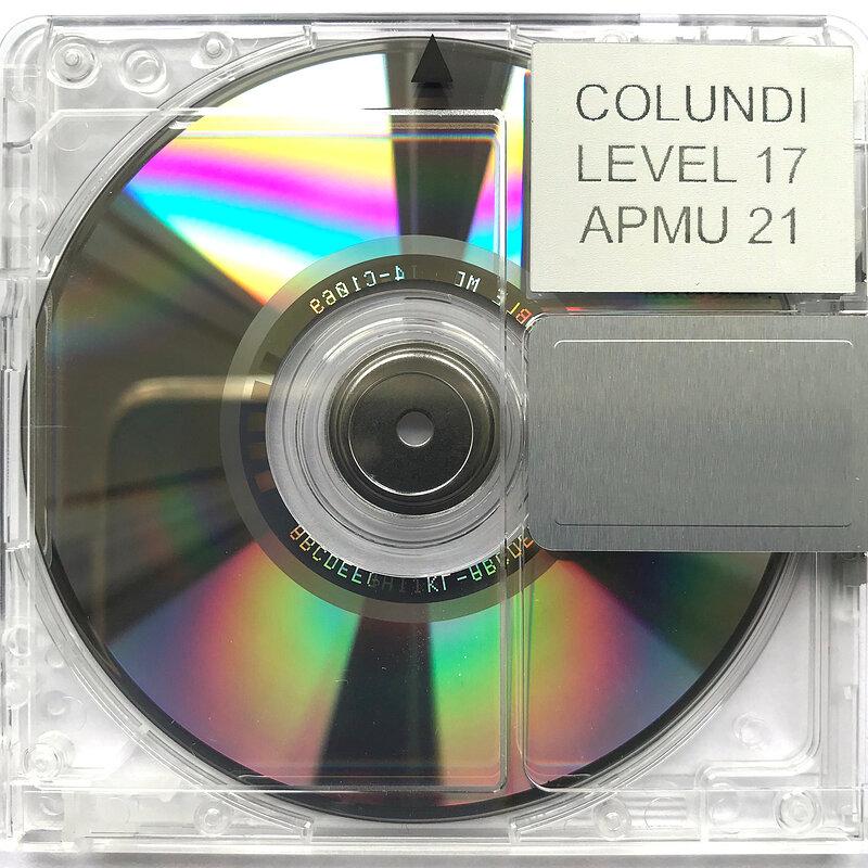 Cover art - Aleksi Perälä: The Colundi Sequence Level 17.4
