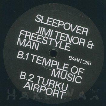 Cover art - Jimi Tenor & Freestyle Man: Sleepover