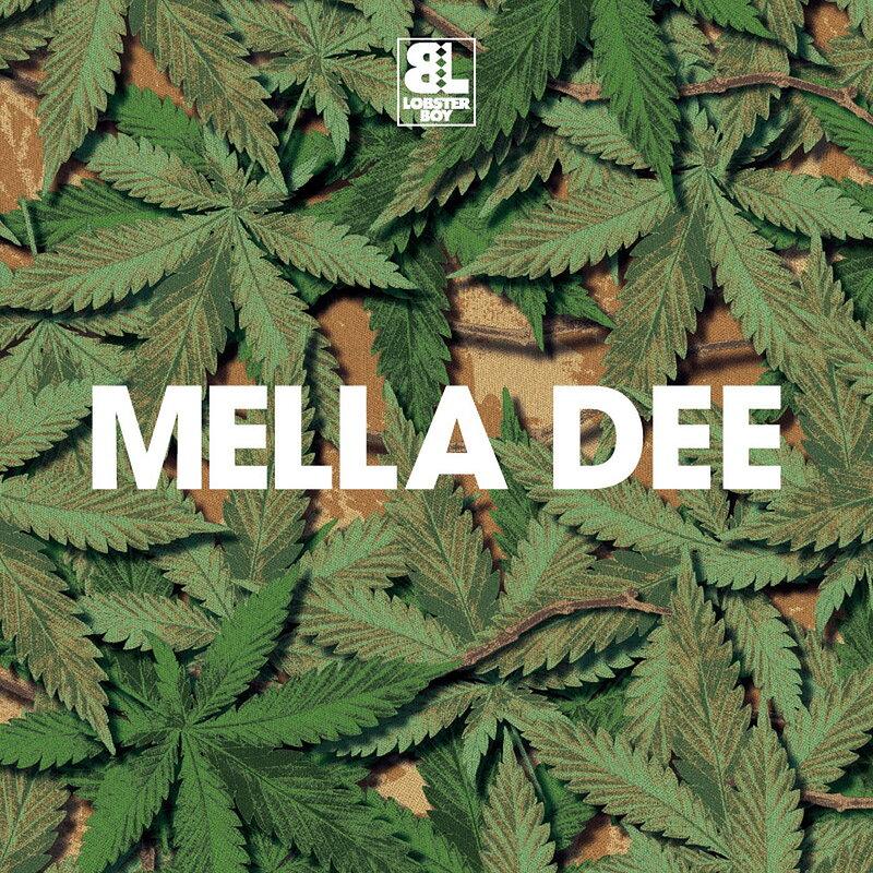 Cover art - Mella Dee: Trellick EP