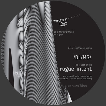 Cover art - /DL/MS/: Rogue Intent